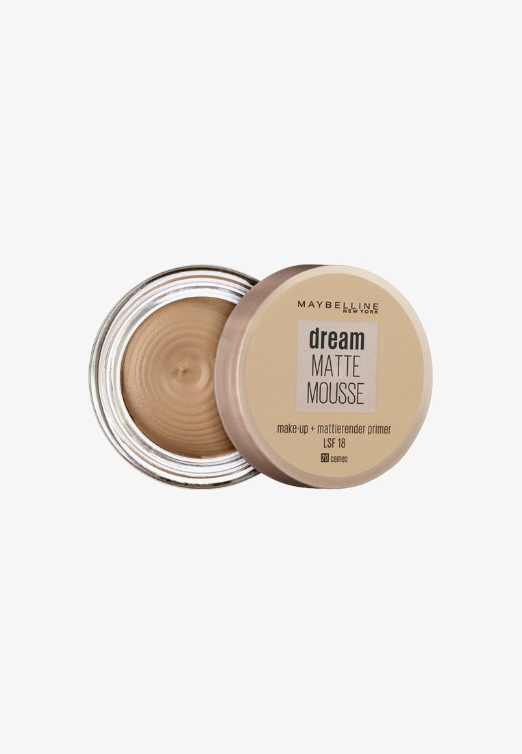 Maybelline New York - DREAM MATTE MOUSSE MAKE-UP - Foundation - 20 cameo