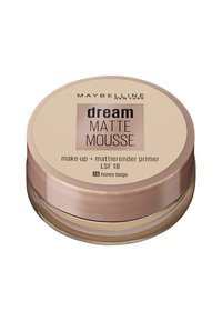 Maybelline New York - DREAM MATTE MOUSSE MAKE-UP - Fondotinta - 26 honey beige - 1