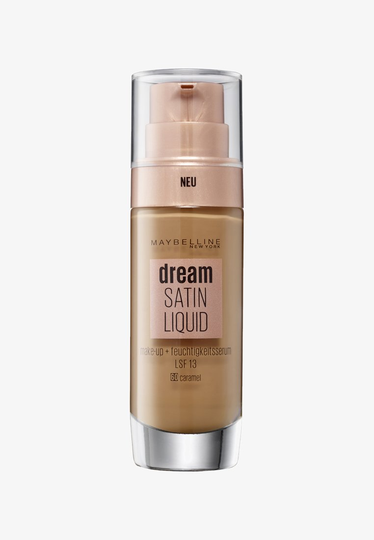 Maybelline New York - DREAM SATIN LIQUID MAKE-UP - Foundation - 60 caramel