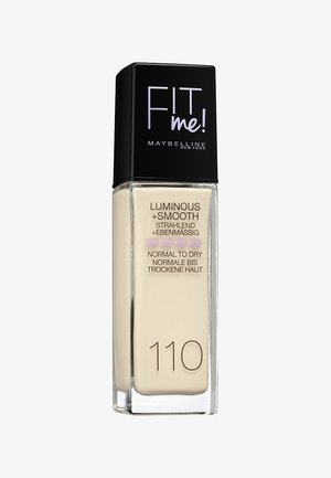 FIT ME LIQUID MAKE-UP - Fond de teint - 110 porcelain