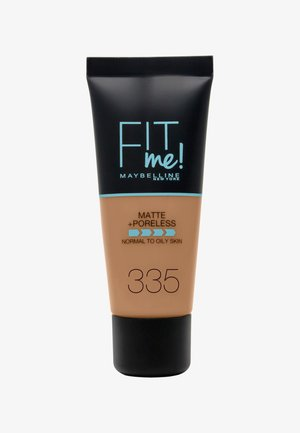 FIT ME MATTE & PORELESS MAKE-UP - Foundation - 335 classic tan