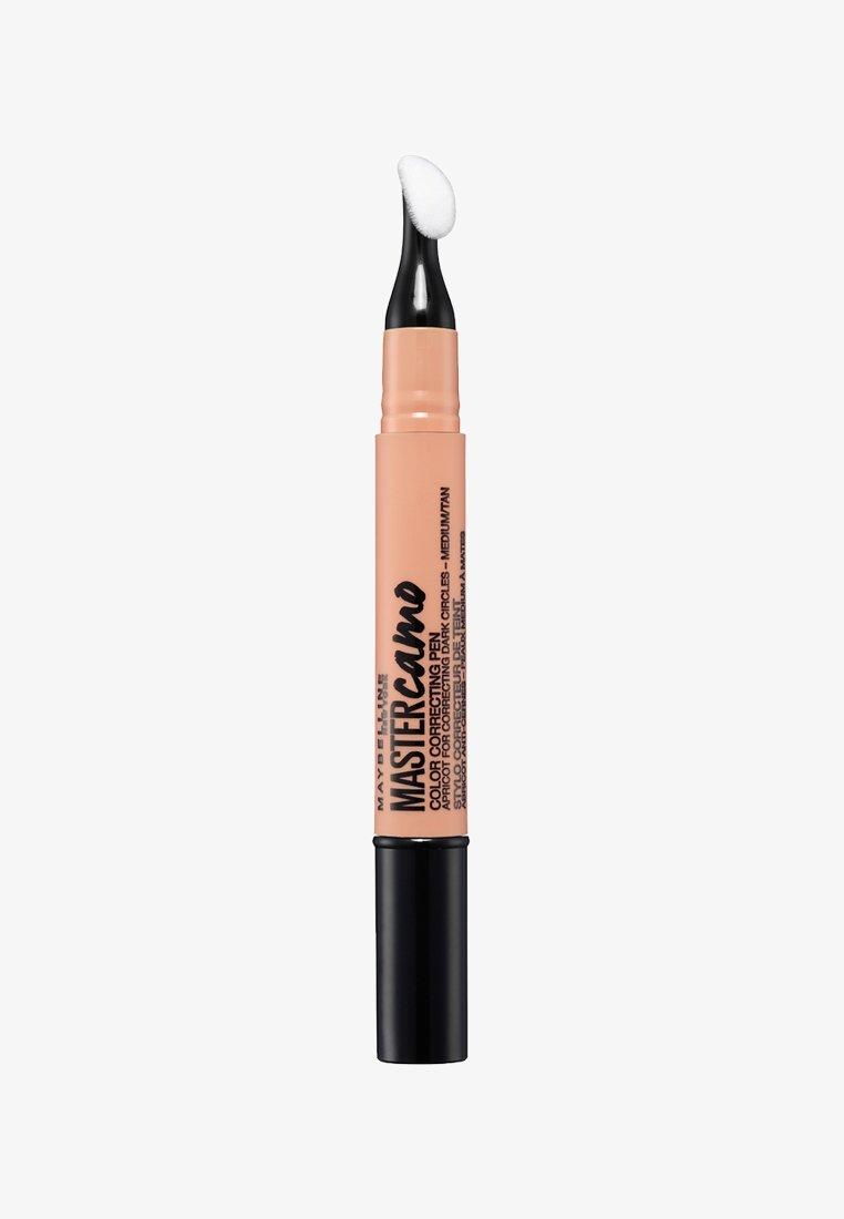 Maybelline New York - MASTER CAMO PEN CONCEALER - Concealer - 50 apricot