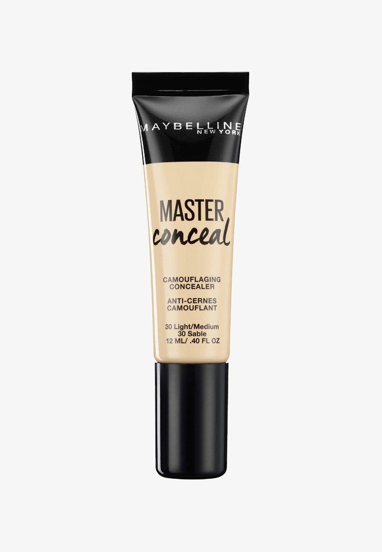 Maybelline New York - MASTER CAMOUFLAGE CONCEALER - Concealer - 30 light-medium