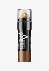 Maybelline New York - MASTER CONTOUR V-SHAPE DUO - Contouring - dark - 0