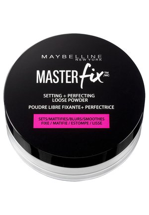 MASTER FIX PUDER - Fixeerspray & -poeder - translucent