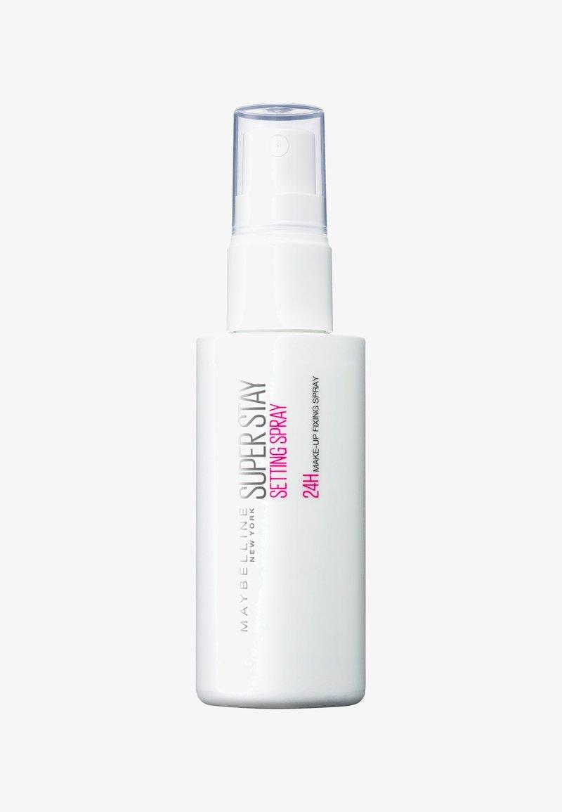 Maybelline New York - SUPERSTAY 24H FIXING SPRAY - Setting spray & powder - neutral