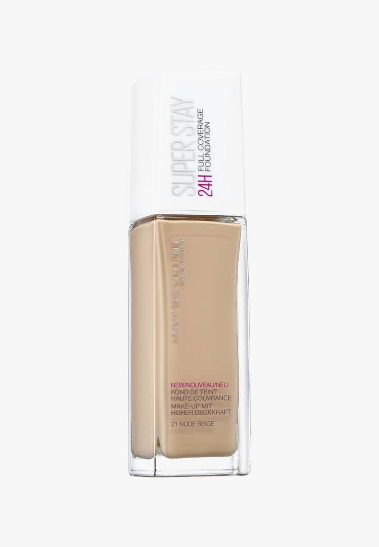 Maybelline New York - SUPERSTAY 24H MAKE-UP - Fond de teint - 21 nude