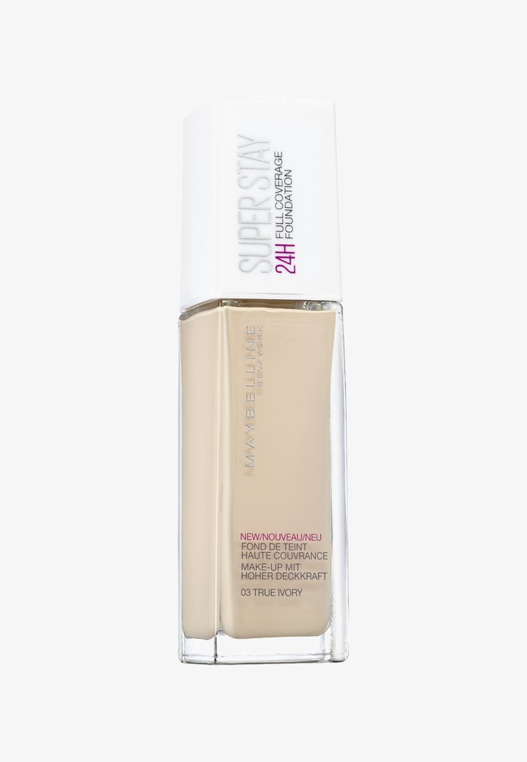 Maybelline New York - SUPERSTAY 24H MAKE-UP - Foundation - 3 true ivory