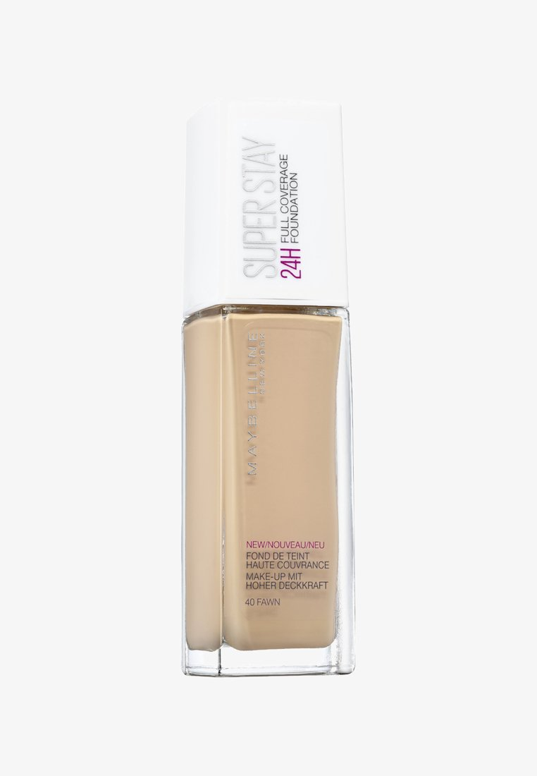 Maybelline New York - SUPERSTAY 24H MAKE-UP - Fond de teint - 40 fawn