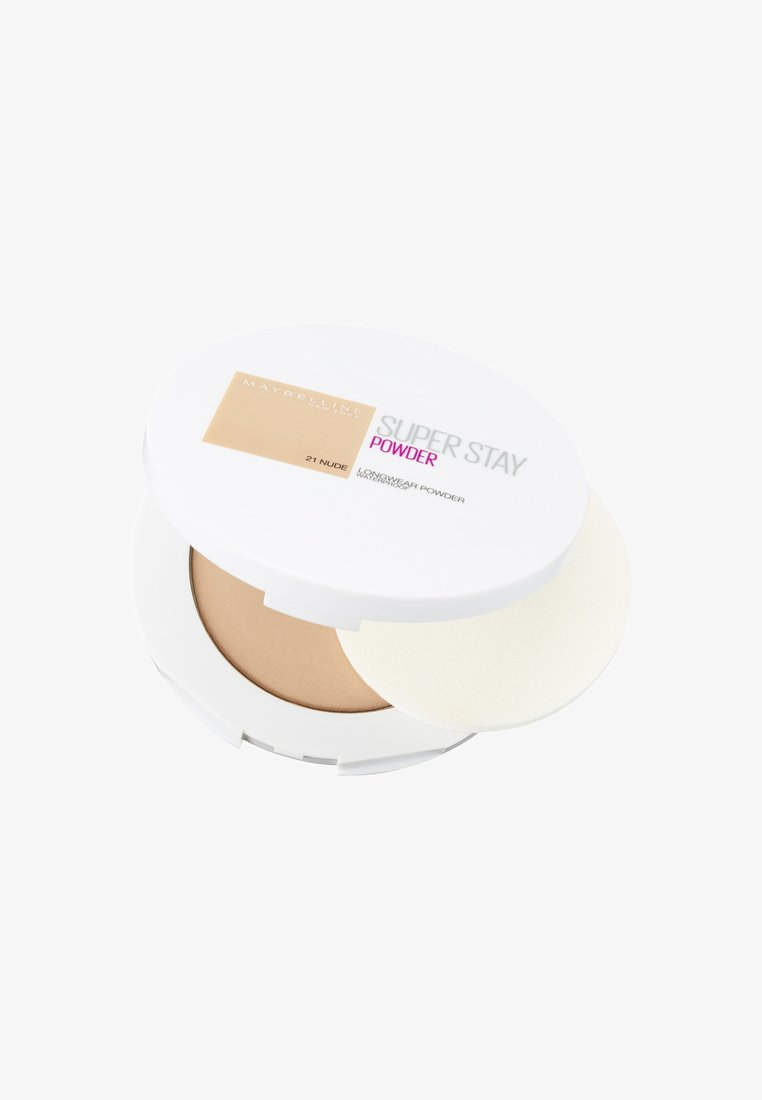 Maybelline New York - SUPERSTAY 24H PUDER - Pudder - 21 nude