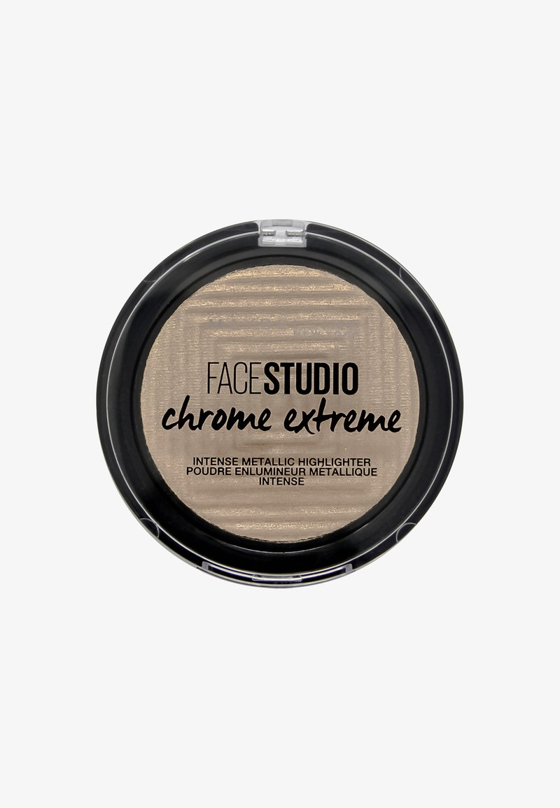 Maybelline New York - MASTER CHROME METALLIC HIGHLIGHTER - Highlighter - 300 sandstone shimmer