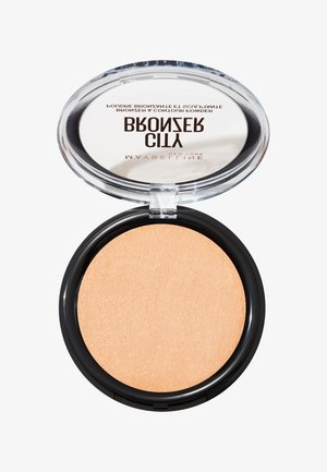 CITY BRONZE PUDER - Bronzer - 100 light cool