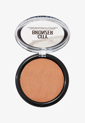 CITY BRONZE PUDER - Terre e abbronzanti - 300 deep cool