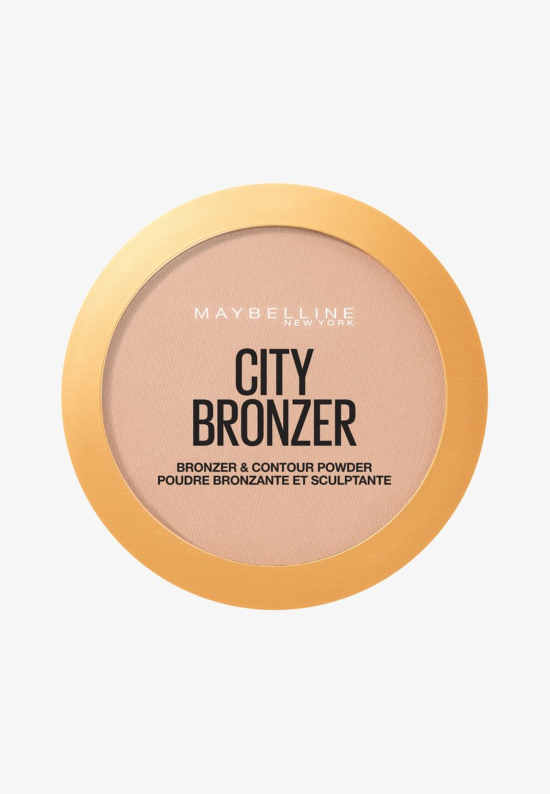 Maybelline New York - CITY BRONZE PUDER - Bronzer - 250 medium warm