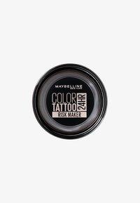 Maybelline New York - COLOR TATTOO CREME-GEL EYESHADOW - Eye shadow - risk maker - 0