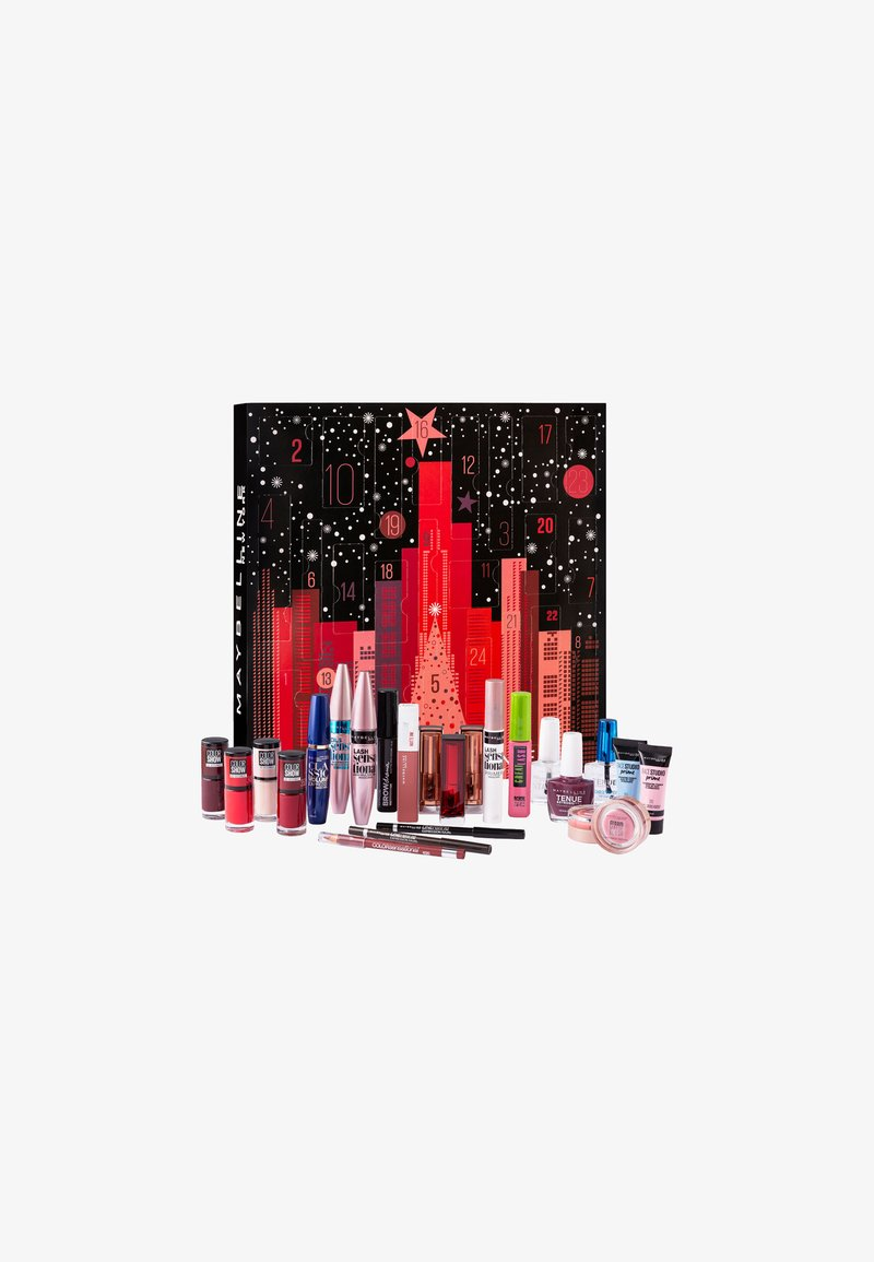Maybelline New York - BEAUTY ADVENT CALENDAR 2019 - Adventkalender - multi-coloured
