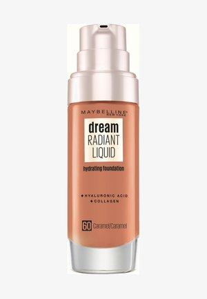 DREAM RADIANT LIQUID MAKE-UP - Podkład - 60 caramel