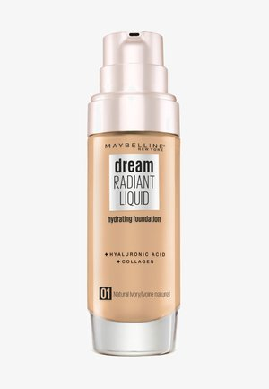 DREAM RADIANT LIQUID MAKE-UP - Foundation - 1 natural ivory