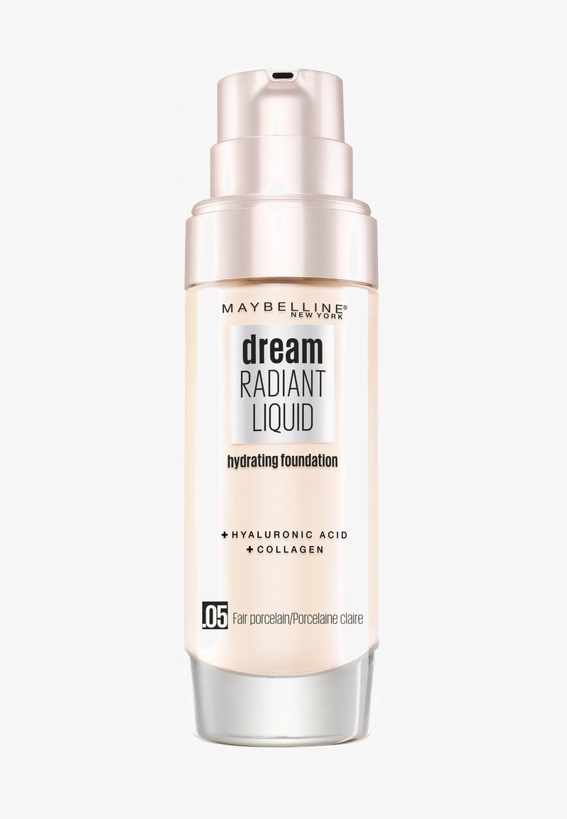 Maybelline New York - DREAM RADIANT LIQUID MAKE-UP - Foundation - 5 fair porcelain