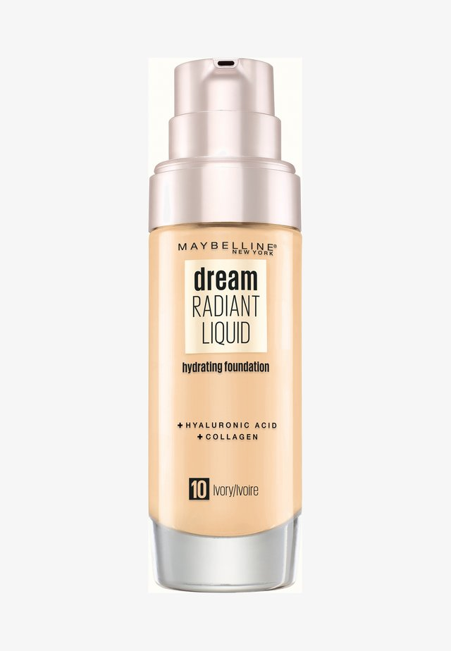 DREAM RADIANT LIQUID MAKE-UP - Foundation - 10 ivory