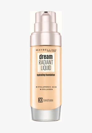 DREAM RADIANT LIQUID MAKE-UP - Fond de teint - 30 sand
