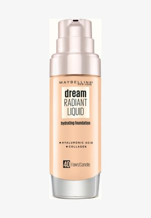 DREAM RADIANT LIQUID MAKE-UP - Fond de teint -  40 fawn