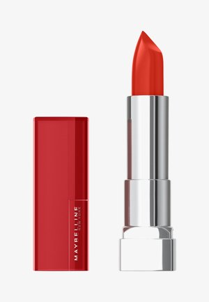 COLOR SENSATIONAL THE CREAMS - Lipstick - coral rise