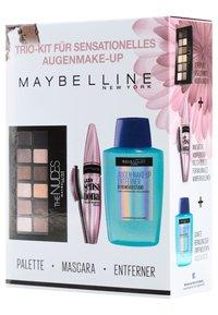 Maybelline New York - MAYBELLINE TRIO BESTSELLER COFFRET - Make-up Set - - - 1