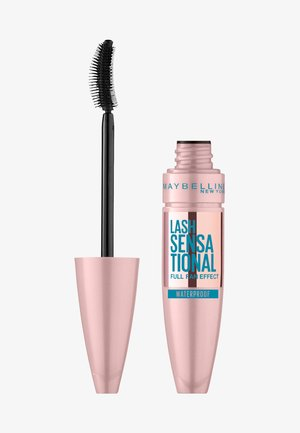 LASH SENSATIONAL MASCARA WATERPROOF - Tusz do rzęs - 01 very black