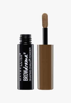 BROW DRAMA SHAPING CHALK - Eyebrow make-up - 130 dark brown