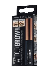 Maybelline New York - BROW TATTOO GEL TINT - Eyebrow gel - 02 medium - 2