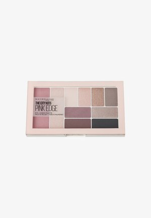 CITY KIT LIDSCHATTENPALETTE - Eyeshadow palette - 02 pink