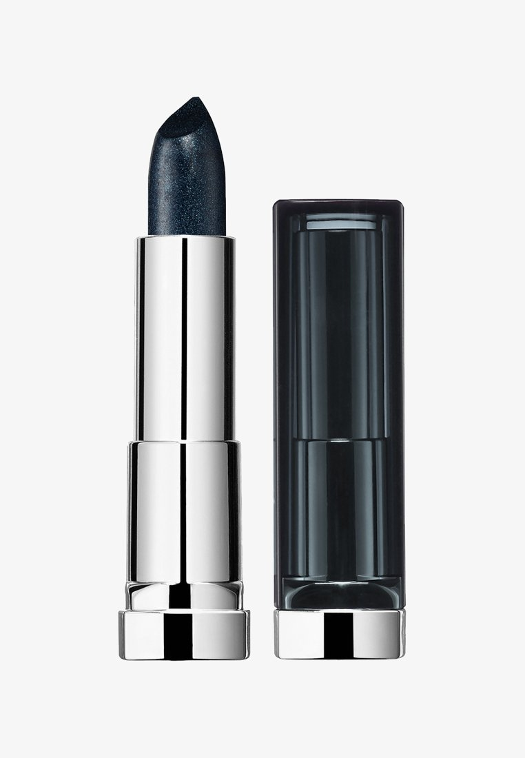 Maybelline New York - COLOR SENSATIONAL MATTE METALLICS LIPSTICK - Lipstick - 50 gun metal