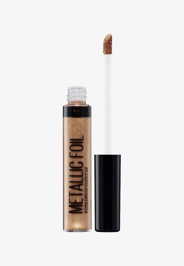 COLOR SENSATIONAL METALLIC FOIL LIQUID LIPSTICK - Flüssiger Lippenstift - 90 trident
