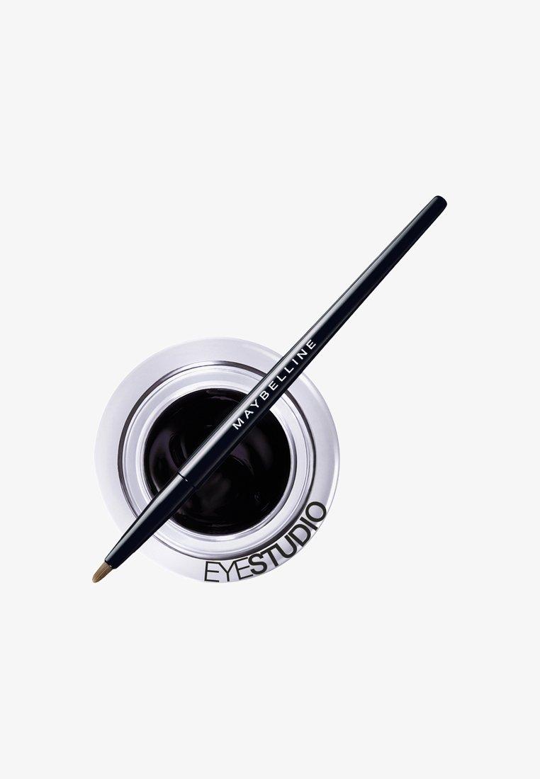 Maybelline New York - LASTING DRAMA GEL EYELINER 24H - Eyeliner - black