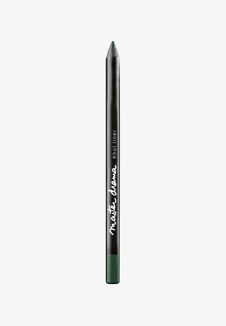 Maybelline New York - MASTER DRAMA KHOL LINER - Eyeliner - couture green