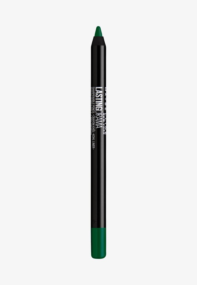 LASTING DRAMA KHOL LINER - Eyeliner - couture green