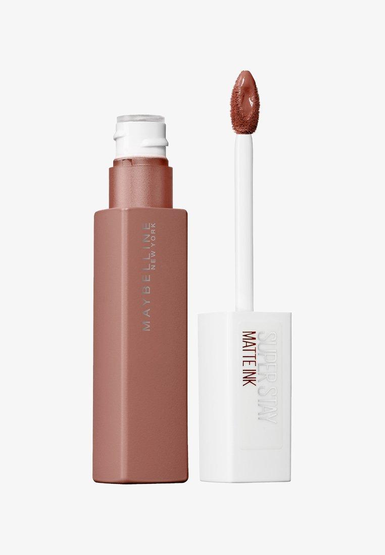 Maybelline New York - SUPERSTAY MATTE INK UNNUDE  - Flüssiger Lippenstift - 56 seductress