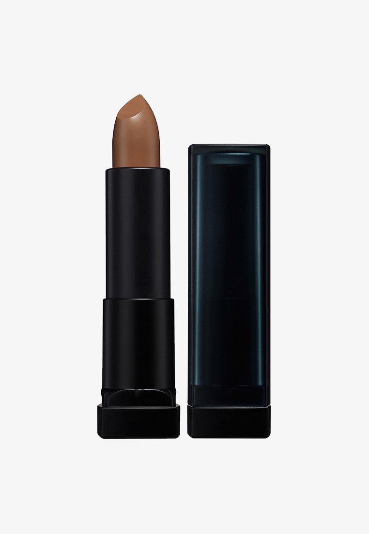 Maybelline New York - COLOR SENSATIONAL LIPSTICK POWDER MAT - Lippenstift - 35 carnal brown
