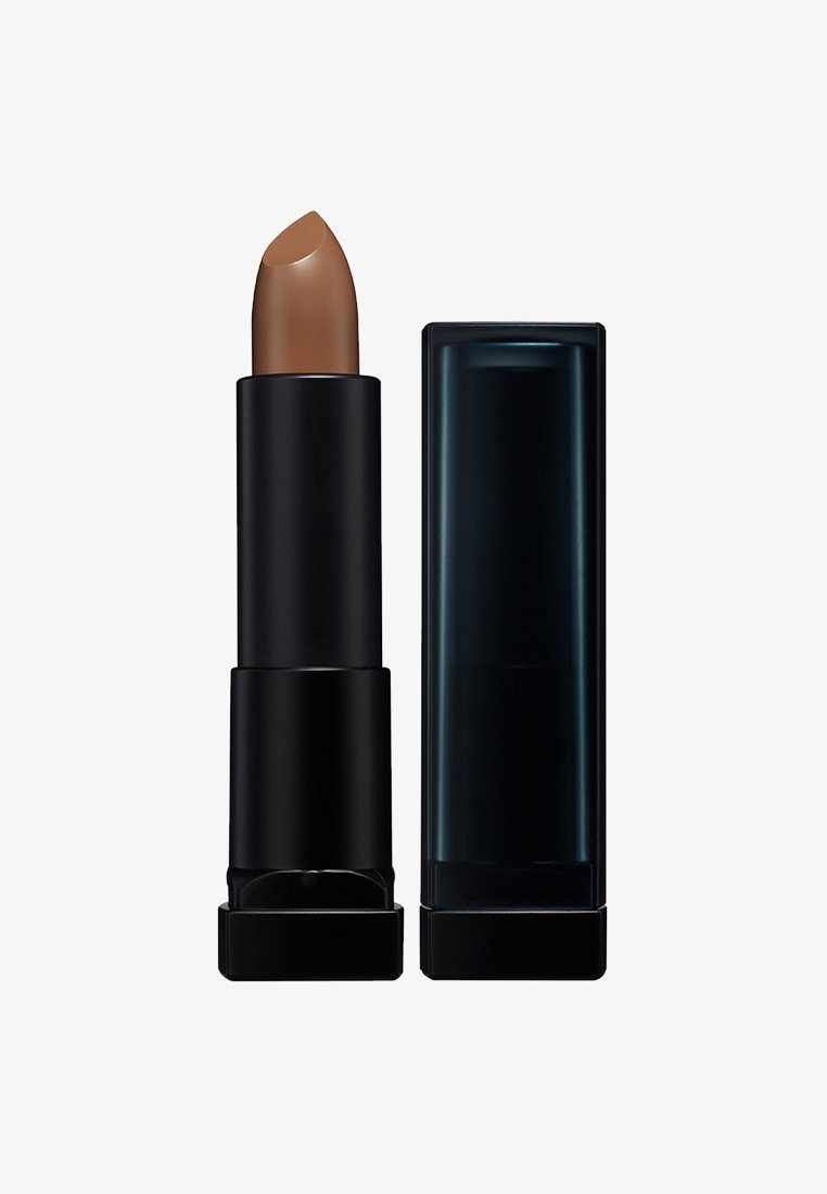 Maybelline New York - COLOR SENSATIONAL LIPSTICK POWDER MAT - Lippenstift - 35 carnal brown
