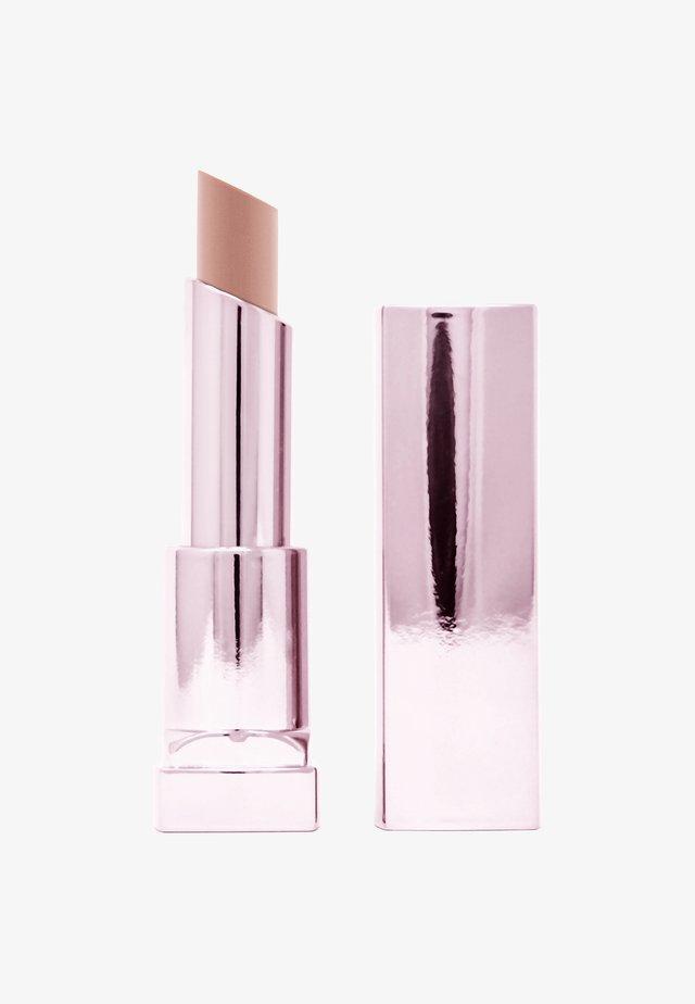 COLOR SENSATIONAL SHINE LIPSTICK COMPULSION - Lippenstift - 50 baddest beige