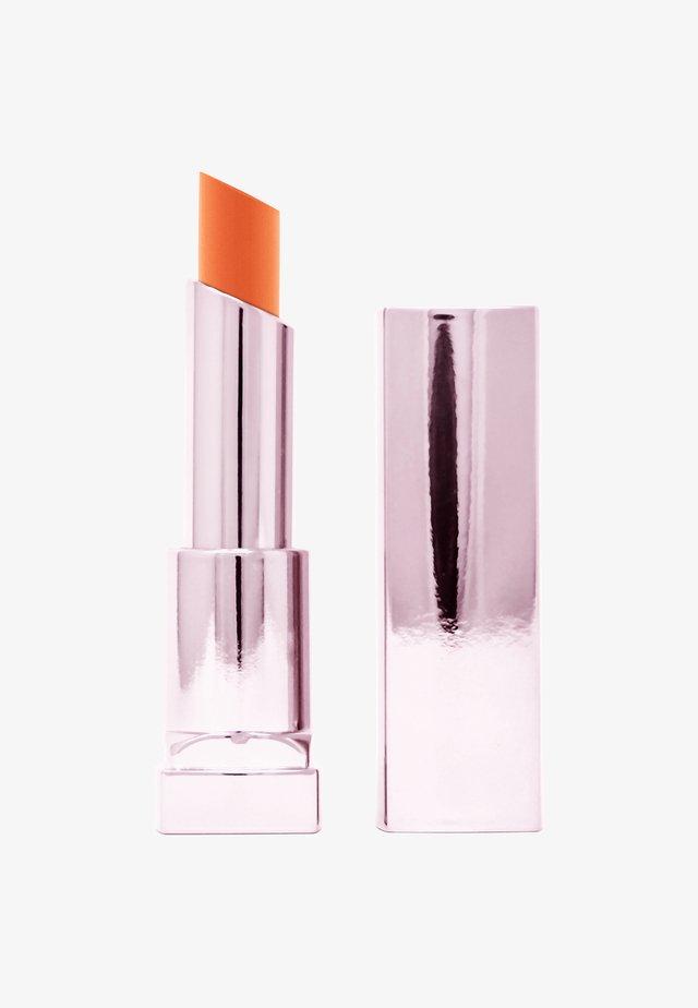 COLOR SENSATIONAL SHINE LIPSTICK COMPULSION - Lipstick - 80 arousing orange