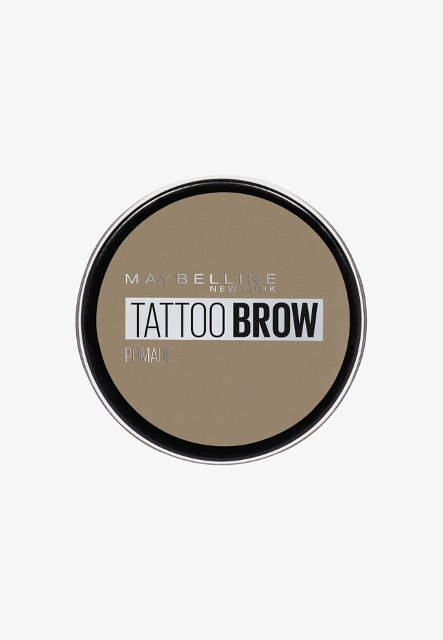 TATTOO BROW POMADE - Puder do brwi - 000 light blond