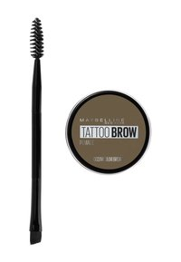 Maybelline New York - TATTOO BROW POMADE - Eyebrow powder - 003 medium brown - 1