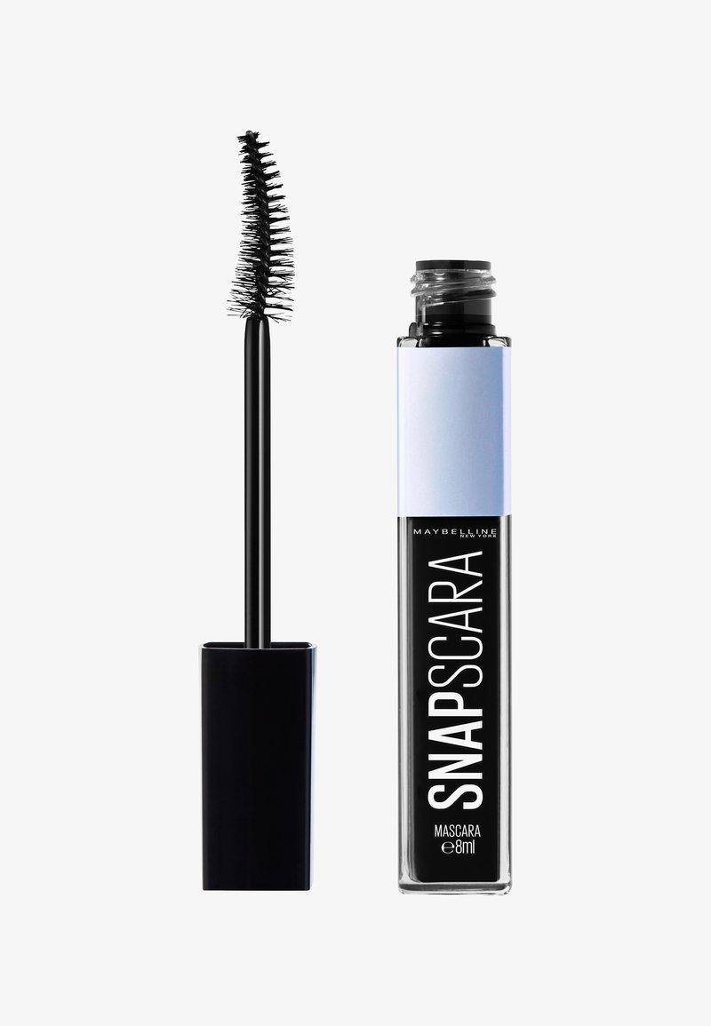 Maybelline New York - SNAPSCARA - Mascara - black