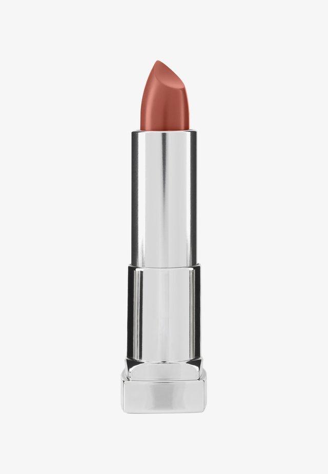 LEGER LIMITED EDITION COLOR SENSATIONAL LIPSTICK - Lippenstift - 01 top of the nudes