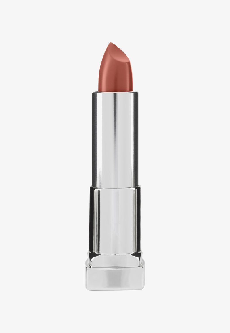 Maybelline New York - LEGER LIMITED EDITION COLOR SENSATIONAL LIPSTICK - Lipstick - 01 top of the nudes