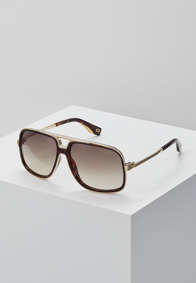 Marc Jacobs - Sunglasses - mottled dark brown
