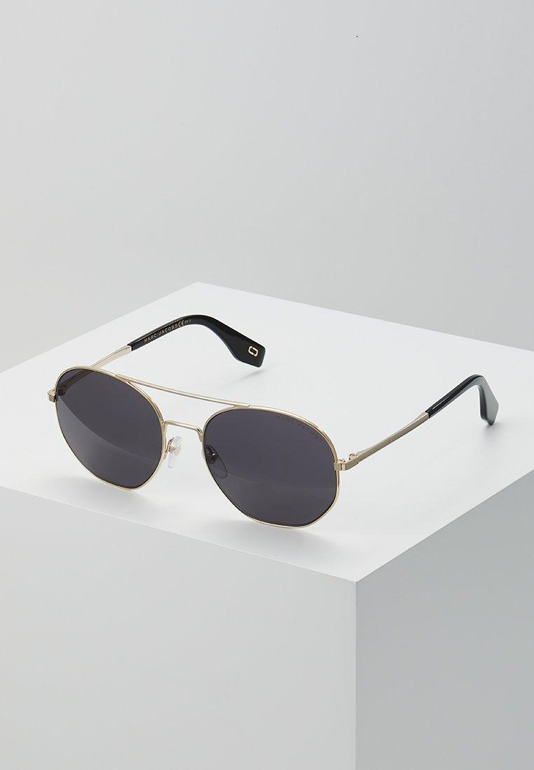 Marc Jacobs - Okulary przeciwsłoneczne - gold-coloured/black