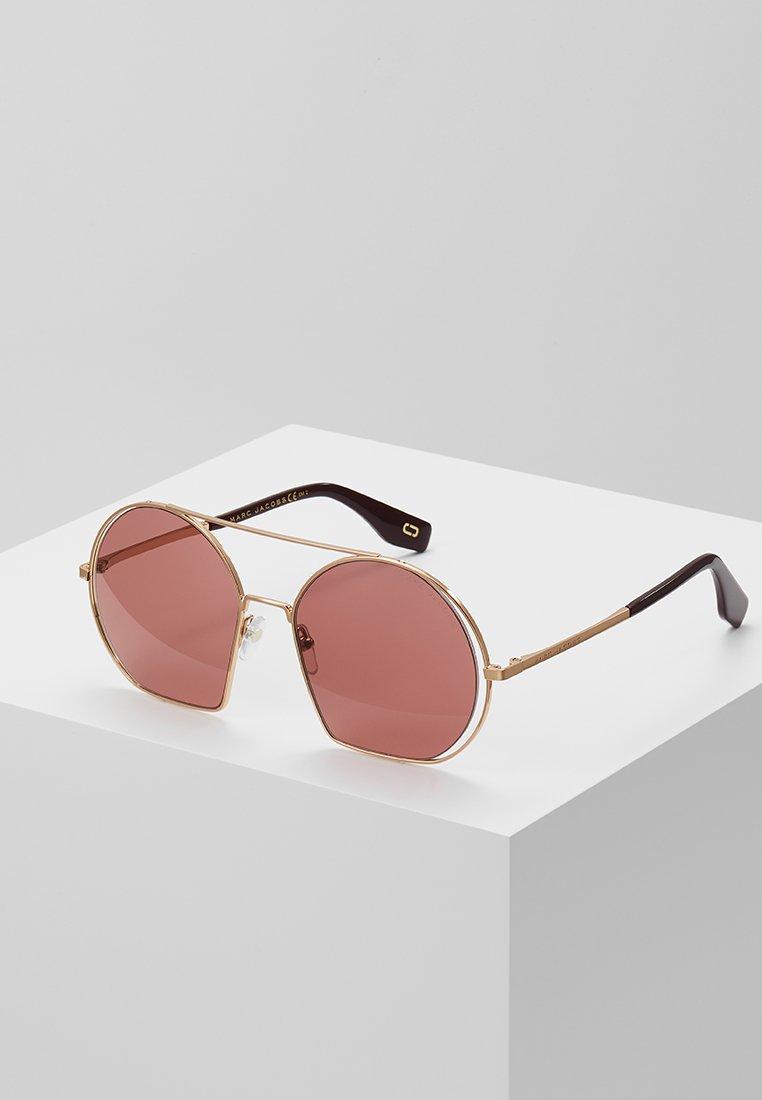 Marc Jacobs - Sonnenbrille - gold-coloured
